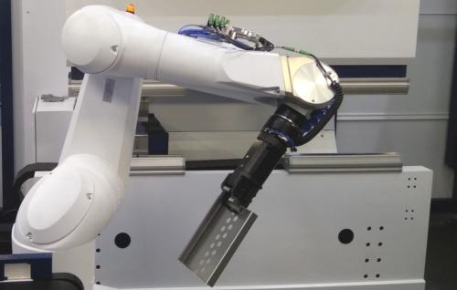 Press brake automation
