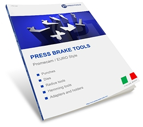 Press brake tools Promecam catalog