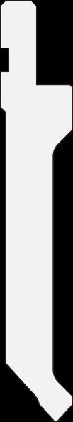 Razník Promecam pro ohraňovací lisy PGP-010 8508
