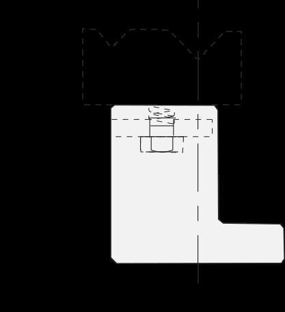 Promecam press brake holder PDD-001H