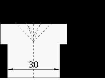 Promecam press brake nylon dies PNI-012