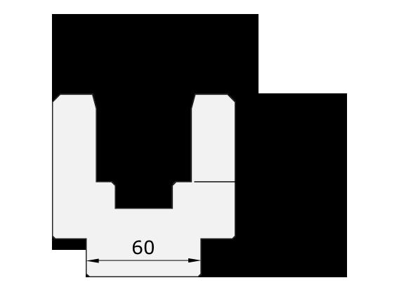 Halter Promecam für Abkantpresse PPD-002H UN96