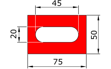 Polyurethan-Einsatz Promecam für Abkantpresse PPI-22H