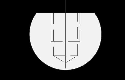Promecam press brake radius insert PRI-011