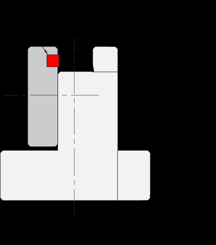 Promecam press brake holder PSD-004H