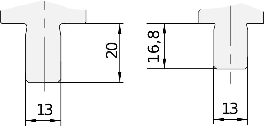 Trumpf-WILA die holder construction